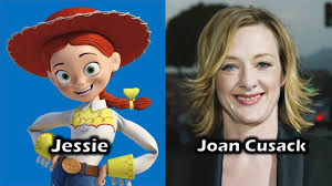 characters and voice actors toy story