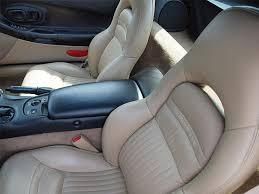 c5 corvette replacement leather sport