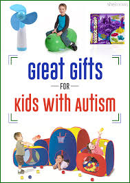 gifts for autistic children