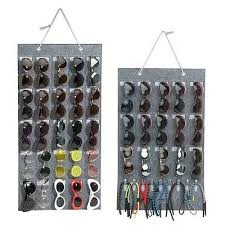 eyeglass sunglasses storage display