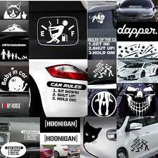 Car Window Doors Bumper Cruise Control Activation Funny Sticker Vinyl Decal Rainbowlands Lk