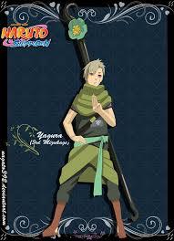 3 Tails Jinchuriki - Yagura 3rd Mizukage : Naruto