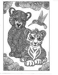 495 Beste Afbeeldingen Van Coloring Lion Tiger In 2020