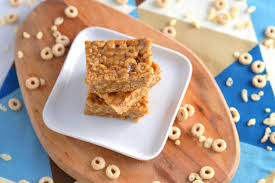 no bake cereal bars without