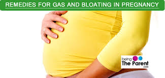 gas and bloating during pregnancy