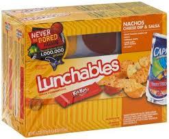 lunchables nachos cheese dip salsa