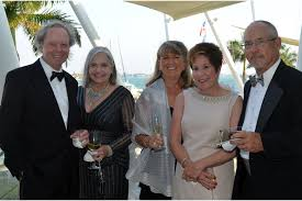 SPARRCle on the Bay - Hank and Suzanne Foster, Chris Savery and Lisa and  Kim Foster | Your Observer