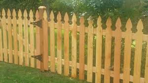 4 High French Gothic Fence By Arteaga Fence Youtube