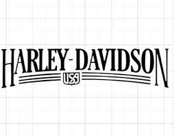 Harley Davidson Gas Tank Decals X2 Harley Custom Chopper Vinyl Decal Ebay
