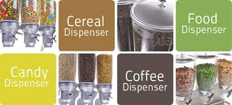 dh 30 wall mounted cereal dispenser