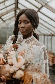 wedding makeup looks for black brides