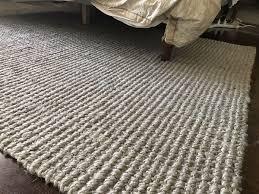 west elm jute boucle rug platinum 5
