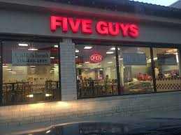 five guys wichita 2929 n rock rd