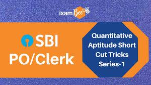 2019 sbi po clerk quantitative aptitude