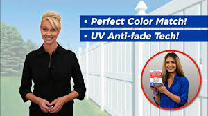 Vinyl Fence Repair Kit By Fence Daddy The Diy Fence Mend Experts