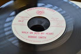 popsike.com - BOBBIE SMITH Walk Onto My Heart 45 ORIG 60'S promo ...