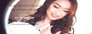 wedding hair makeup affordable