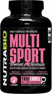 nutrabio multi sport women s formula at