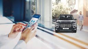 Upcoming Hyundai Venue Suv To Offer Remote Immobilisation 33 Connected Solution