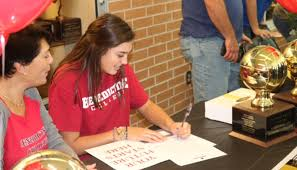 Volleyball announces first signing for 2017 - Benedictine College