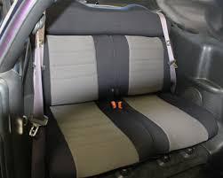 chrysler pt cruiser seat covers rear