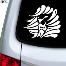 Egypt Lion 3 Decal For Car Window Stickany