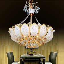 lotus ceiling pendant lights modern