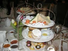 my bridal shower tea party