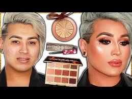 glam af smokey bronze makeup tutorial