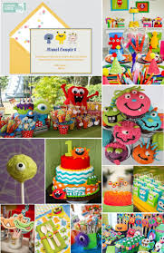 Online Birthday Invitations Online Birthday Cards Monsters