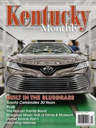 cky monthly magazine