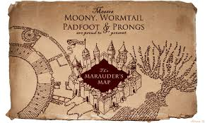 marauders map amreading