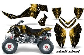 Can Am Renegade Graphics Kit By Creatorx Decals Stickers Scg