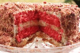 strawberry shortcake cheesecake i