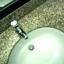 bad smell from bathroom sink
