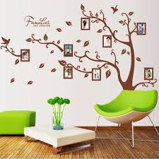Big Family Tree Forever Photo Frame Wall Sticker Living Room Bedroom Wall Decals Wedding Decor Children Nursery Poster Mural Poster Mural Photo Frame Wall Stickerframes Wall Stickers Aliexpress