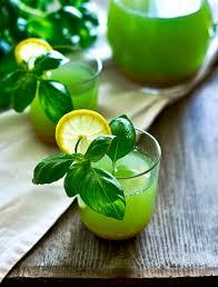 Wytrawna lemoniada ogórkowa z siemieniem lnianym - Misa Mocy