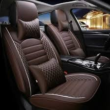 pu leatherate luxury car seat cover