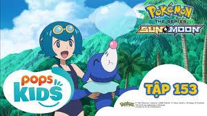 Pokémon Tập 153: Giờ học ngoại khóa về Hitoide - Hoạt Hình S20 Sun ...