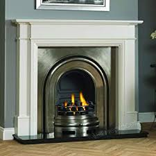 gas fire fireplace suite