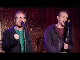 """Anthony Rapp and Adam Pascal Relive Their Rent Days With """"What You Own"""" -  YouTube"""