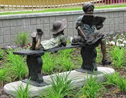 bronze sculpture marble art