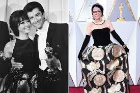 Rita Moreno re-wears 1962 Oscar dress | Page Six