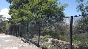 Anti Climb Fencing 3d