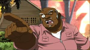 live action boondocks