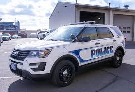 University Police Vehicles Begin Sporting New Look Penn State University