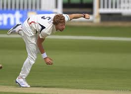 Ivan Thomas happy to be fit and firing | Kent Cricket