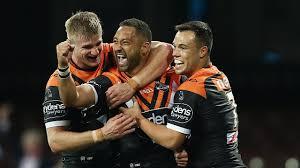 Highlights as NRL finals race heats up