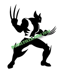 Wolverine Decal Sticker