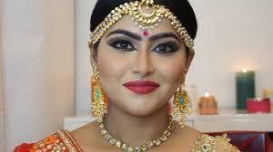 indian bride asian bridal makeup
